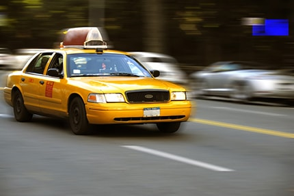 Taxi Cab Injury | DiSandro & Malloy PC | Philadelphia, PA