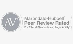 Martindale Hubbell Logo DiSandro & Malloy PC | Personal Injury Attorney | Philadelphia, PA