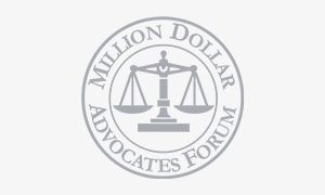 Million Dollar Advocates Forum Logo | Personal Injury Attorney | Philadelphia, PA