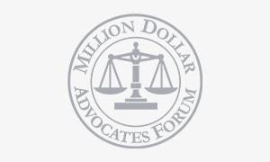 Million Dollar Advocates Forum Logo | Personal Injury Attorney | Philadelphia, PA
